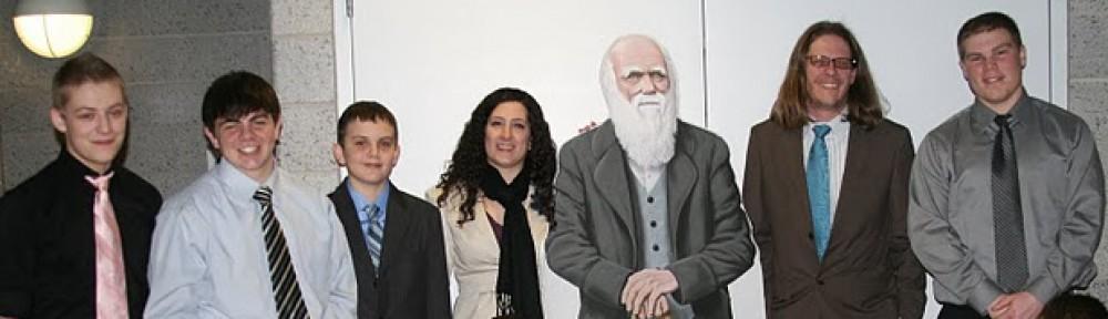 The Darwin Day Roadshow